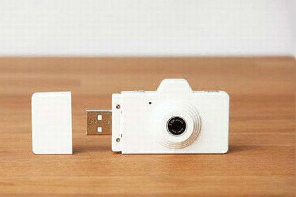 Мини камера с USB захранване, страхотни технологични джаджи