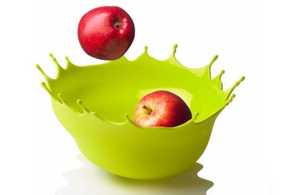 Креативен дизайн на купа за плодове