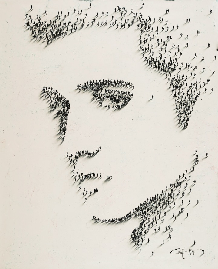Творби на Крейг Алан - Елвис Пресли
