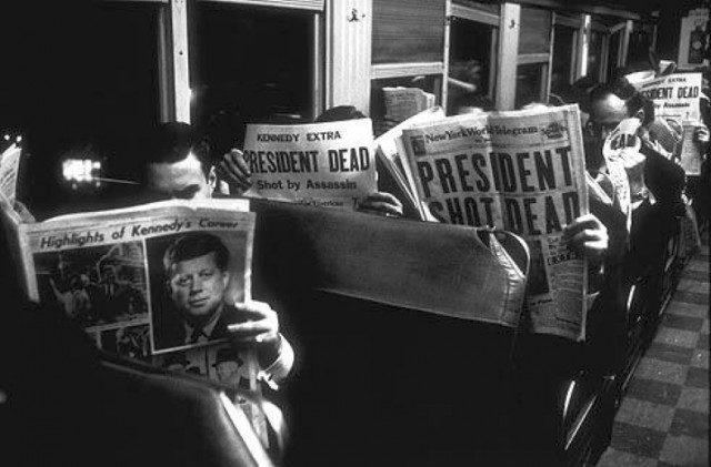 Заглавия след 22-ри ноември 1963 г.