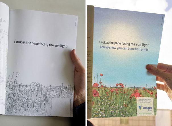 Най-добрите печатни реклами в списания