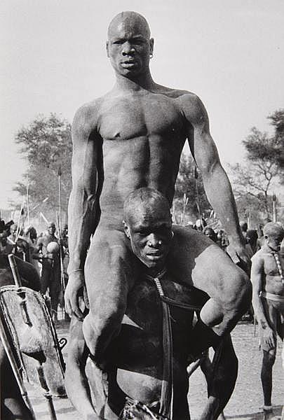 Нубийски борци