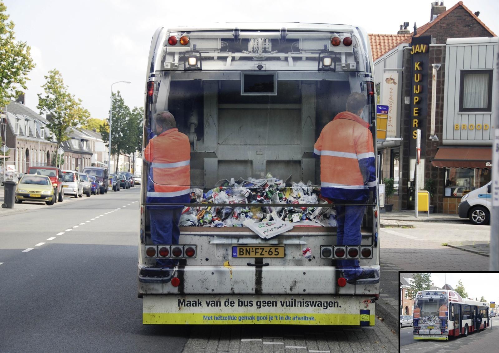 Щури реклами по автомобили, автобуси и камиони