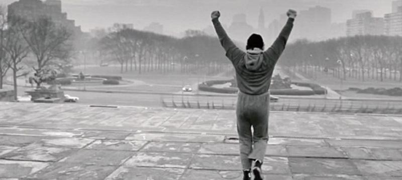 Стълбите на Роки Филаделфия