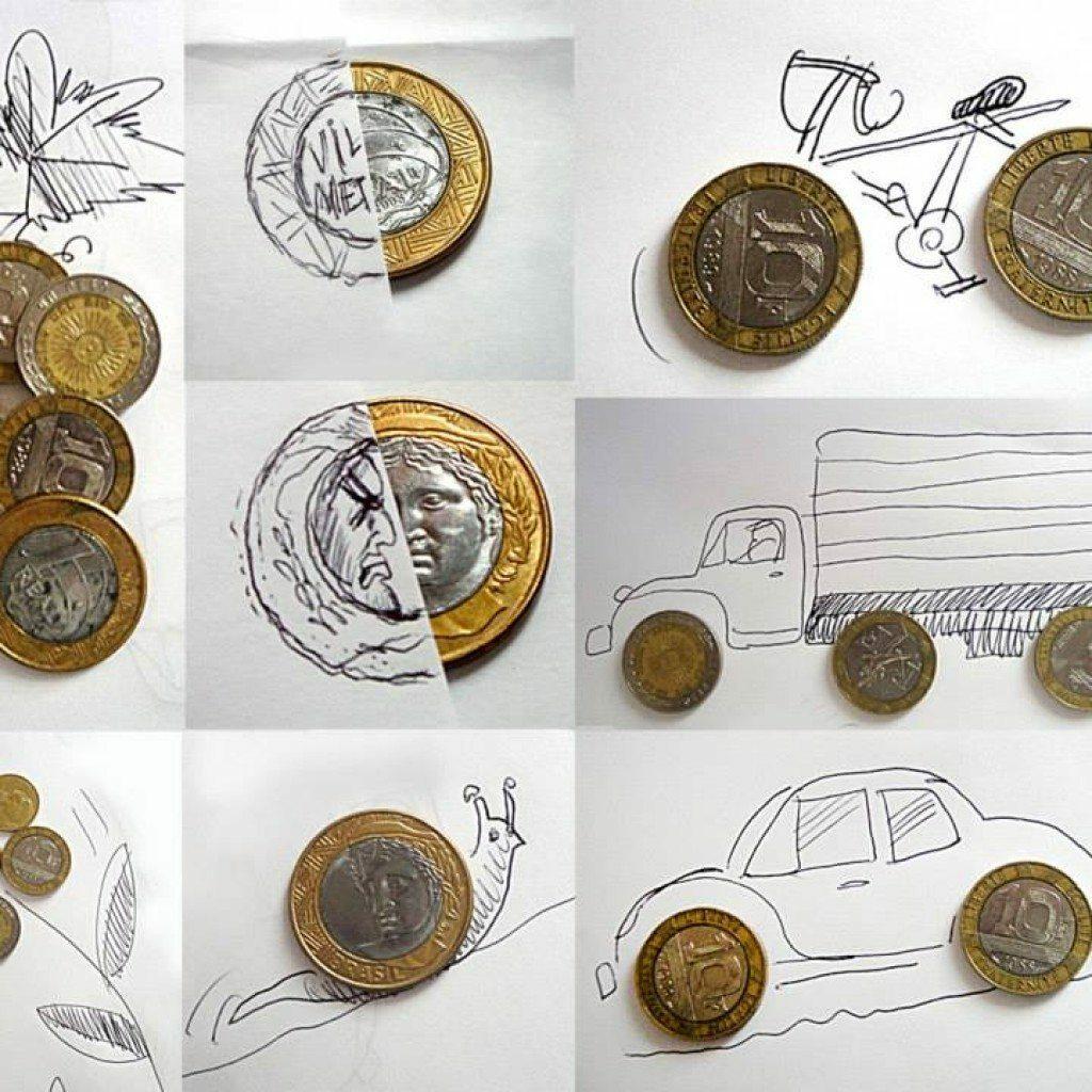 Виктор Нунес илюстрации - Блог De-sign.bg