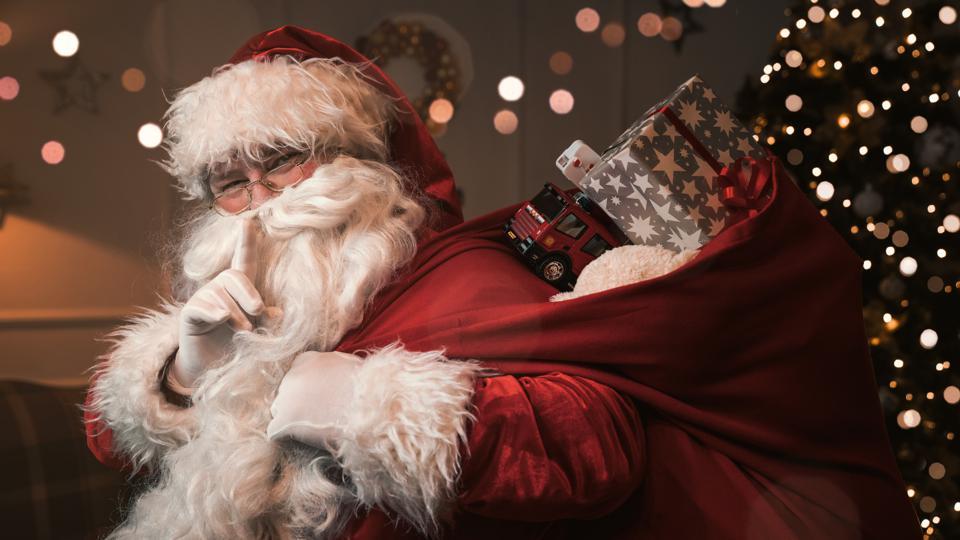 Дядо Коледа – най-известното рекламно лице