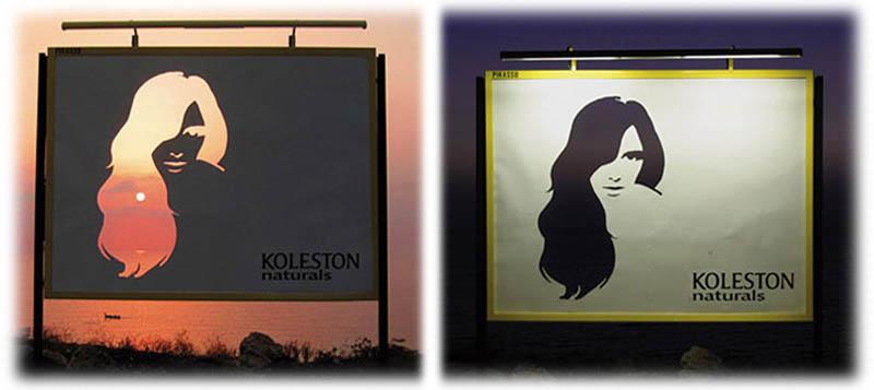Креативни и интересни реклами за билборд, които хващат окото