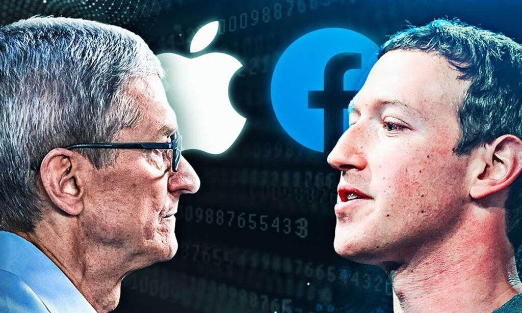 Идва ли краят на фейсбук с iOS 14